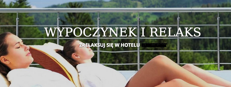 Reklama firm związanych z turystyką: Oferta hotelu spa